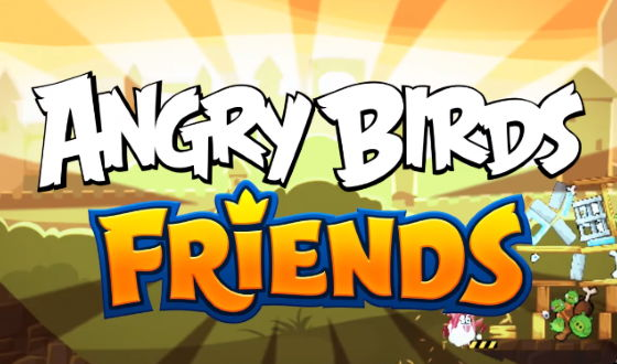 Angry Birds Friends (Мод, много денег)