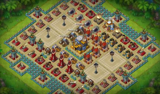 Jungle Heat: War of Clans (Мод, много денег)