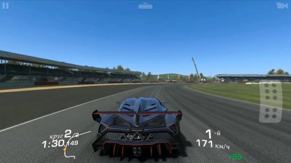 Real Racing 3 (Мод, много денег и золота)